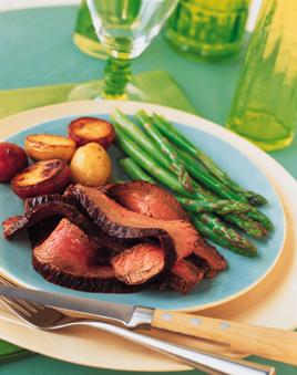 chipotle-marinated-beef-flank-steak-relish-recipe