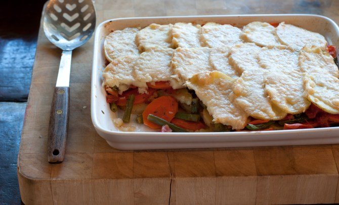 Potato-Casserole-with-Tomatoes-Green-Beans-and-Carrots-Relish-Recipe.jpg