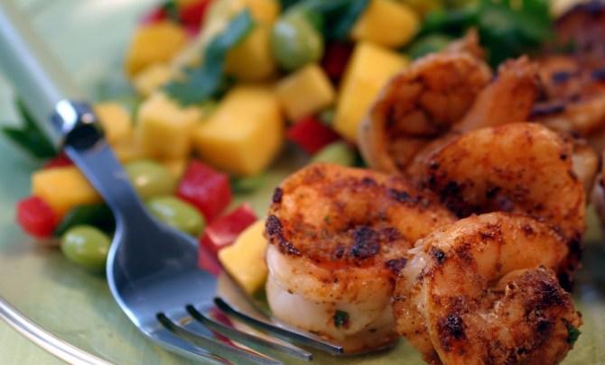 shrimp_with_mango_salsa