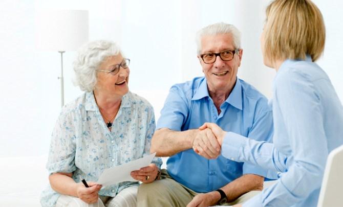 scam-sale-man-trick-elder-old-parent-invest-buy-deal-finance-protect-age-spry