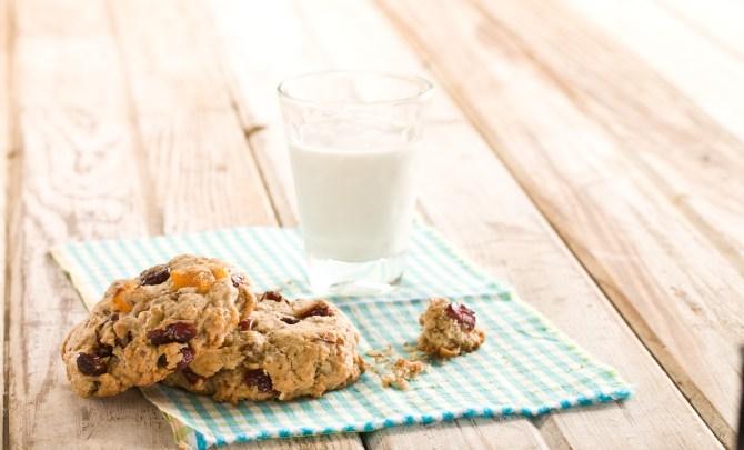 Fruity Breakfast Cookie