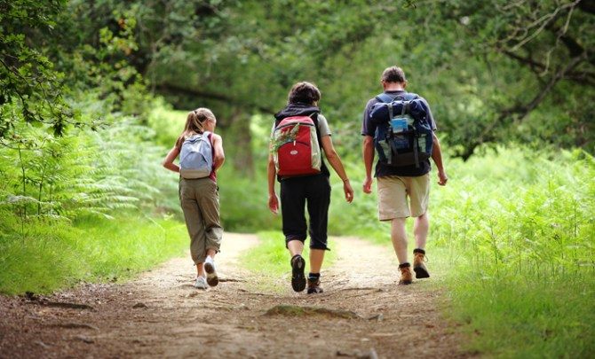 best-spring-break-vacation-family-hike-exercise-outdoor-adventure-camp-travel-vacation-nature-park-trail-spry