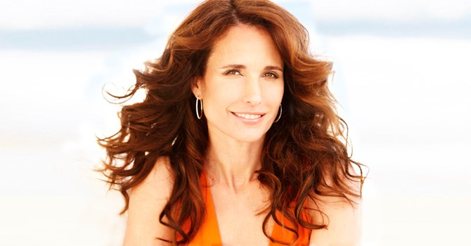 andie-macdowell-age-well-graceful-tip-beauty-fit-exercise-young-heart-health-spry
