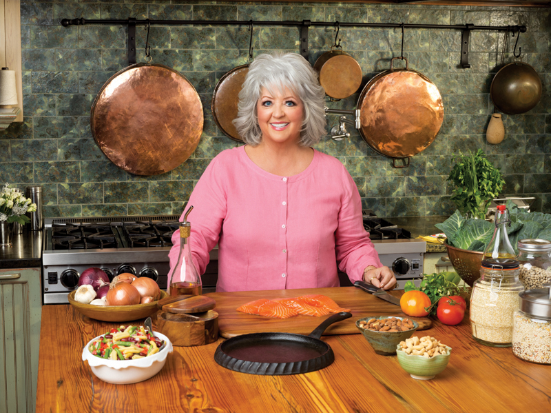 Paula Deen Dishes on Diabetes - Spry Living