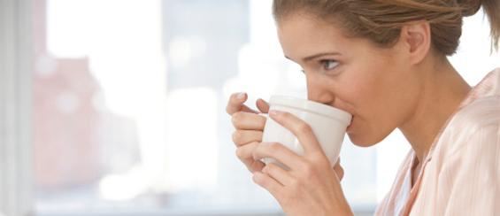 thinkstock-coffee-woman-drinking-skin-cancer