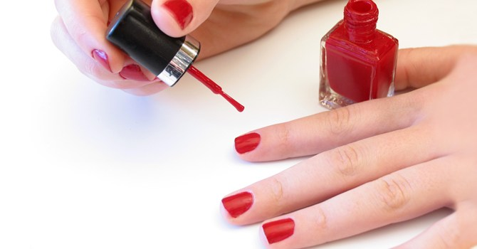 At-Home Gel Manicure Tips - Spry Living