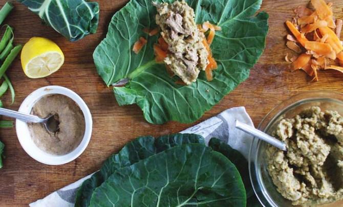 spicy-lentil-bulgur-whole-wheat-vegetarian-collard-green-wrap-health-spry