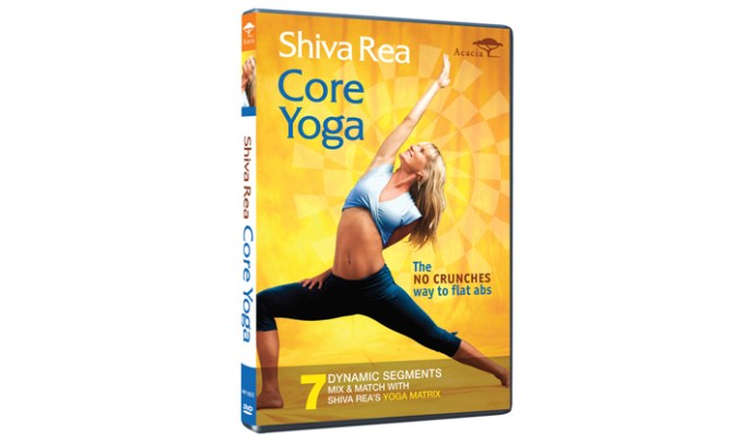 Shiva Rea talks about yoga.