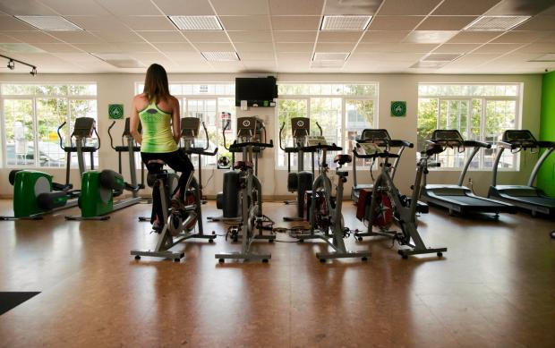 America's Hippest Fitness Clubs | The Green Microgym