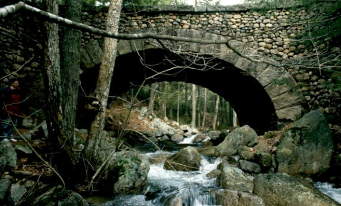 6. Acadia National Park, Maine