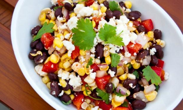 Recipe for Smoky-Sweet Corn Salad