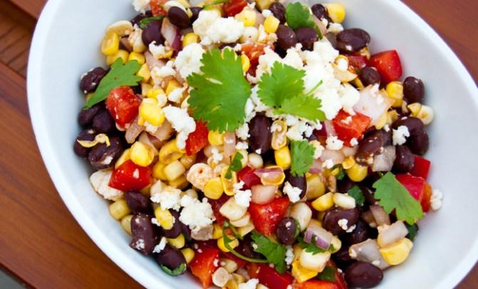 Smoky-Sweet Corn Salad recipe.