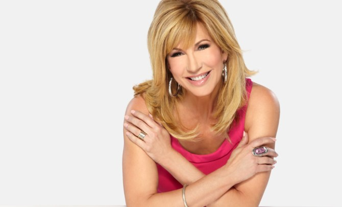 Leeza Gibbons shares about how to help aging parents.