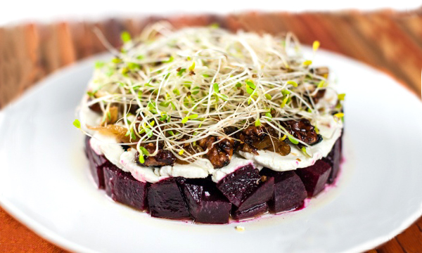 Roasted Beet Salad recipe.