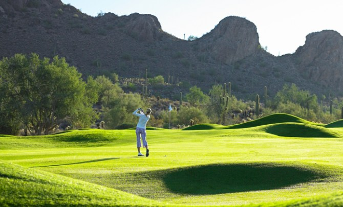 How to find a golf course on a budget.