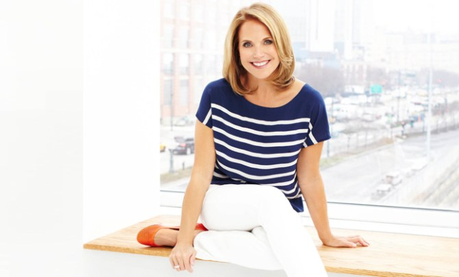 Katie Couric on Surviving Loss.