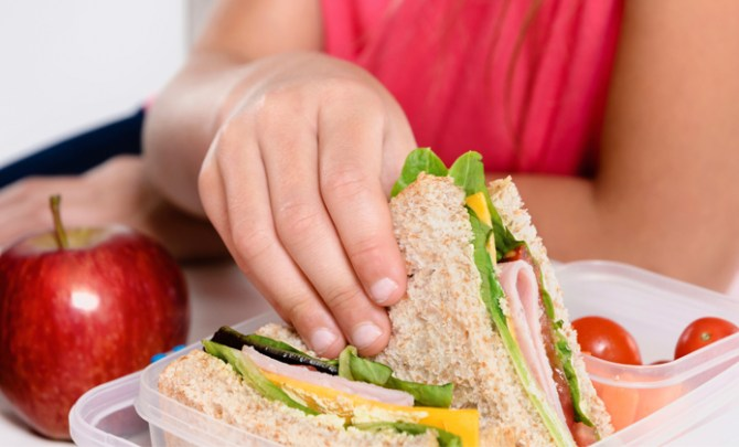 Ideas for lunches kids will love.