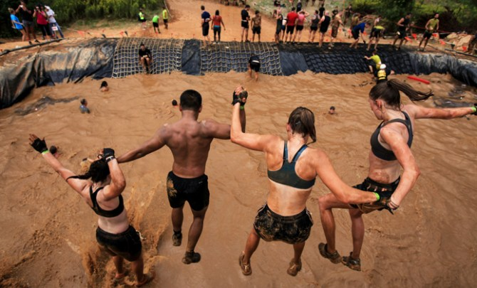 What to know before you sign up for a Tough Mudder race.