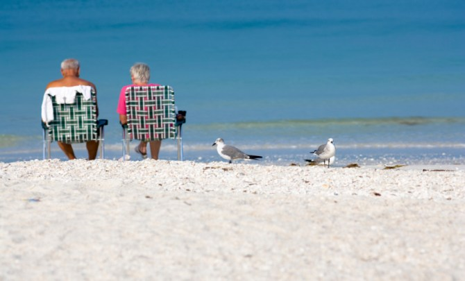 should you take elderly parents on vacation