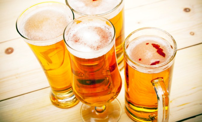 surprising health benefits beer