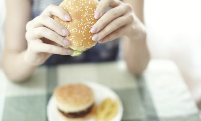 gross fast food