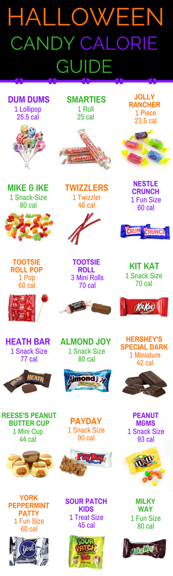 mini almond joy calories
