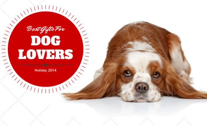 holiday gift guide dog lovers