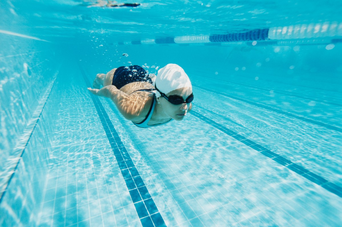 a beginner u0027s guide to swim workouts spry living