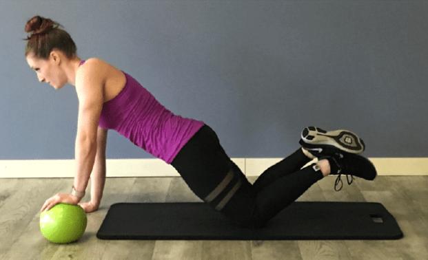 Medicine Ball Upper Body Workout