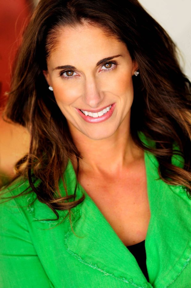 Inspiring Fitness Pinners: Mitzi Dulan