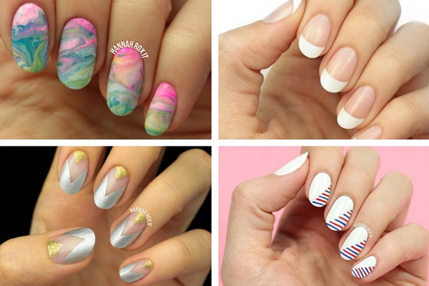 Hannah Rox It Nails