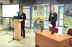 Business Forum in Pinsk