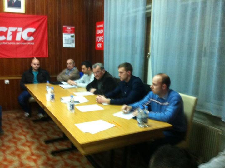 Састанак Савета социјалистичке омладине Апатин