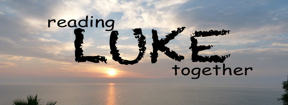 Sunday 30th July – Luke 1.1-25