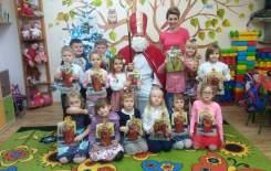 Więcej o: Wizyta Św. Mikołaja w przedszkolu