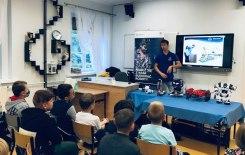 Więcej o: Festiwal Technologiczny w ramach projektu Szkoła Małego Inżyniera