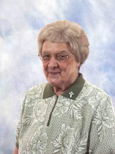 Sister Louise Schroeder