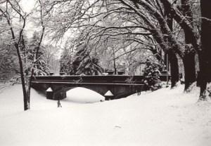 Winter of 1987: LeFer Bridge