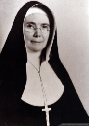 Mother Mary Raphael Slattery was general superior of the Sisters of Providence from 1926-1938.