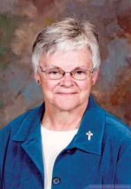 Sister Denise Wilkinson was installed as general superior of the Sisters of Providence in 2006.