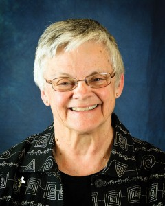 Sister Denise Wilkinson today