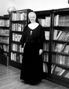 Sister Alexa Suelzer in the early 1960s