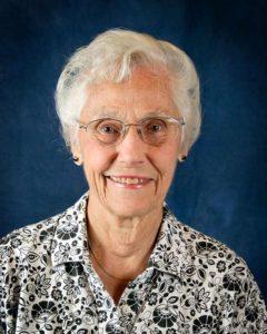 Sister Jeanne Knoerle