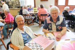 Sister Helen Dolores Losleben and Sister Dorothy Ellen Wolsiffer
