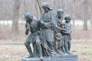 way-of-cross-statue