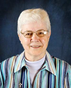 Sister Mary Jo Piccione
