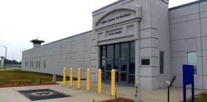 The United States Penitentiary in Terre Haute
