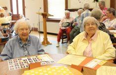 Sister Martha Ann Rifner and Sister John Mary Rifner
