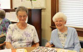 Sister Mary Ryan and Sister Florence Norton