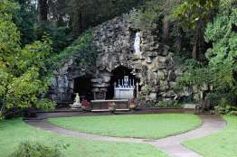 The grotto at Saint Mary-of-the-Woods